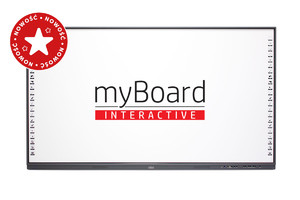 Tablica interaktywna myBoard Grey AiO 100""